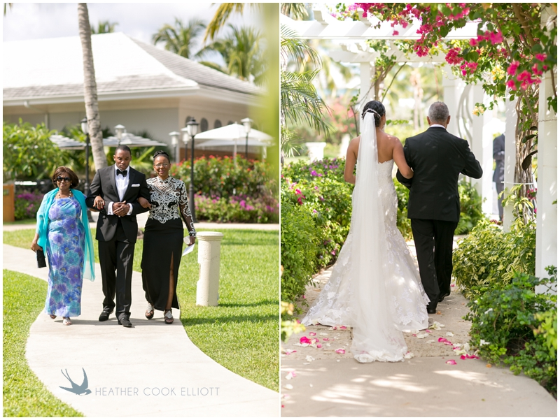 Destination Wedding In The Bahamas: Sandals Emerald Bay Wedding Photography